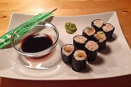 Low Carb Sushi 8