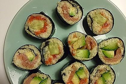 Low Carb Sushi 12