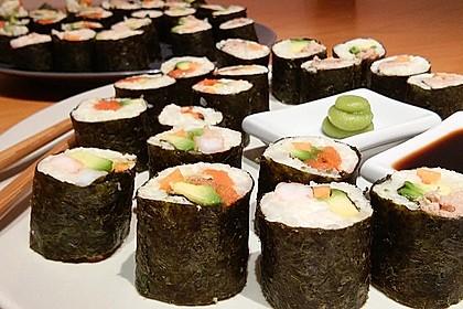 Low Carb Sushi 2