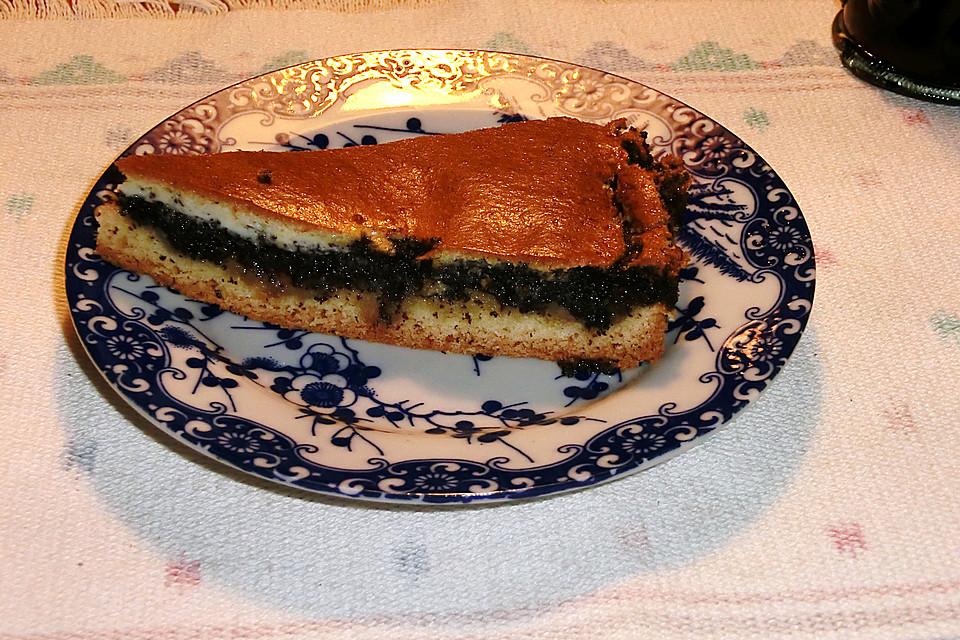 Simpler Schmand Mohn Kuchen Von Holgobert Chefkoch De