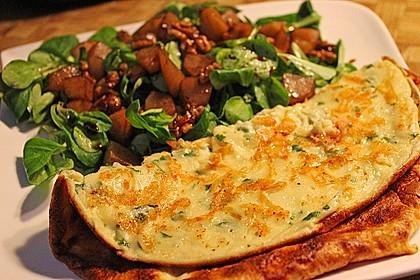 Gruyère - Omelette