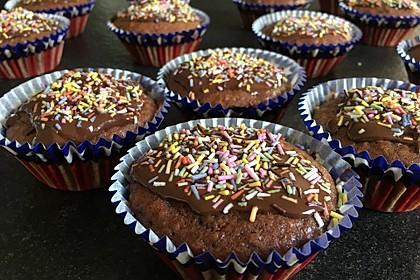 Schoko - Toffifee - Muffins 35