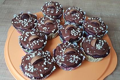Schoko - Toffifee - Muffins 14