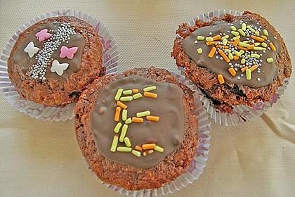 Schoko - Toffifee - Muffins 43