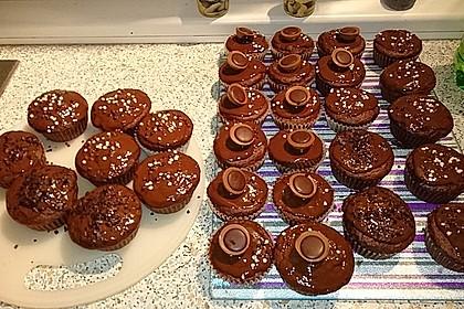 Schoko - Toffifee - Muffins 10