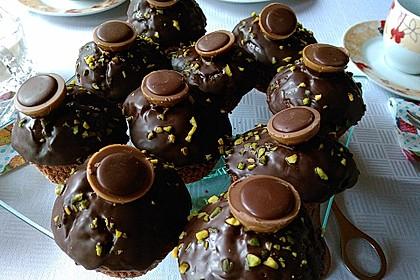 Schoko - Toffifee - Muffins 12