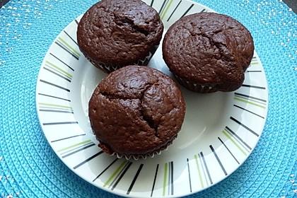 Schoko - Toffifee - Muffins 18