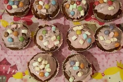 Schoko - Toffifee - Muffins 53