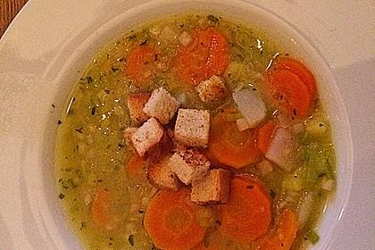 Leckere Gemüsesuppe nach Art von Opa Alois 6