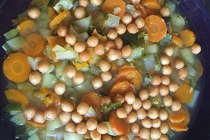 Leckere Gemüsesuppe nach Art von Opa Alois 13