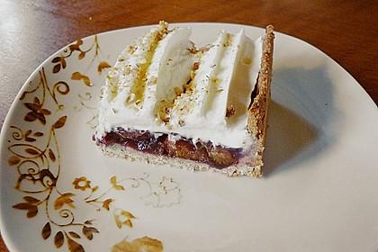 Beschwipster Zwetschgenkuchen mit Sahnehaube 1