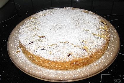 Beschwipster Zwetschgenkuchen mit Sahnehaube 2