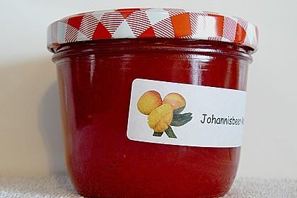 Johannisbeer - Mango - Konfitüre (Bild)