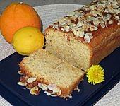 Feiner Orangenkuchen (Bild)