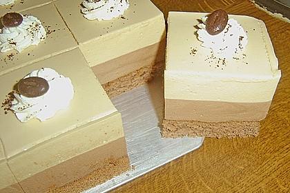 Cappuccino - Schokoladentorte 3