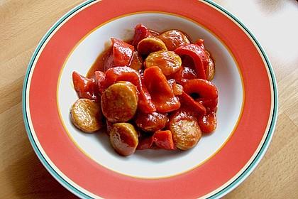 Currywurstpfanne 38