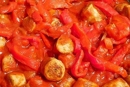 Currywurstpfanne 30