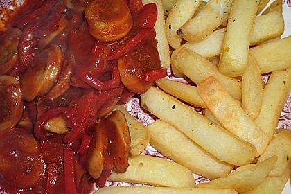 Currywurstpfanne 36