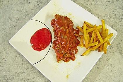 Currysauce spezial