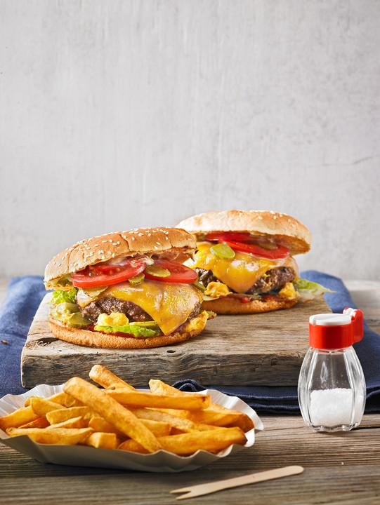 feuervogels-Brauhaus-Burger