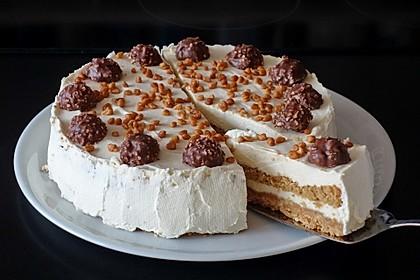 Karamell - Sahne - Torte