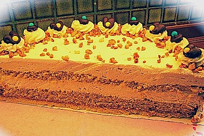 Karamell - Sahne - Torte 2