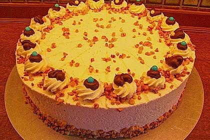 Karamell - Sahne - Torte 1