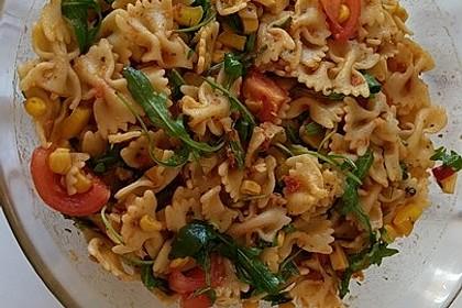 Eckis italienischer Nudelsalat mit Pesto (Bild)