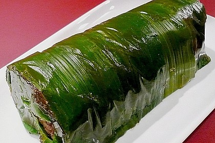 Kalbfleischsülze mit Thai - Spargel 3