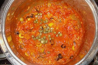 Spaghetti Puttanesca 1