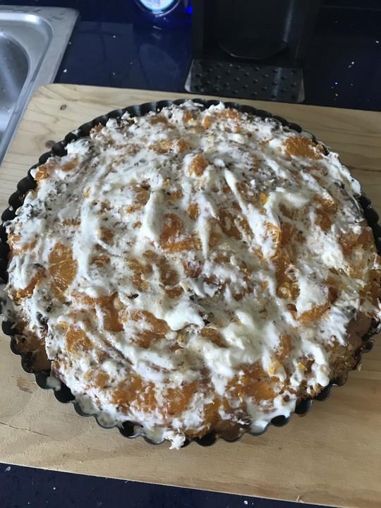 Kokos Mandarinen Kuchen Von Chatfuchs1 Chefkoch De
