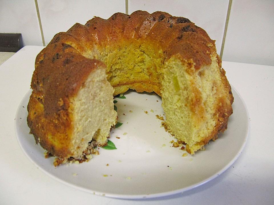Ananas Marzipan Kuchen Von Kleinsen Chefkoch De