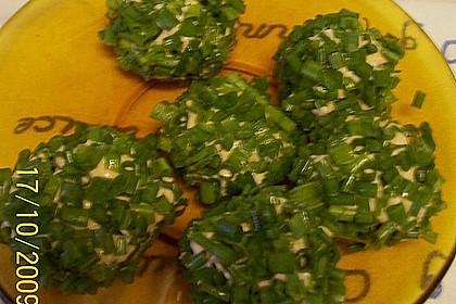 Frischkäse - Bällchen 2