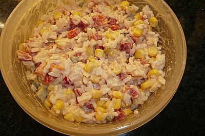 Paprika - Mais - Salat 1