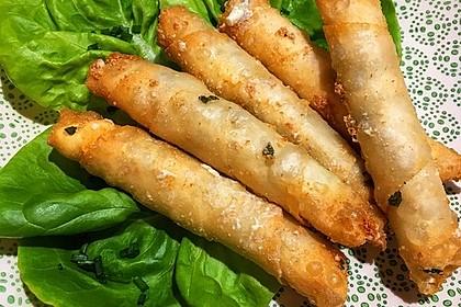 Zigarren - Käse - Börek (Bild)