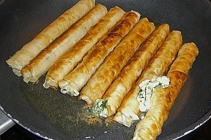 Zigarren - Käse - Börek 18