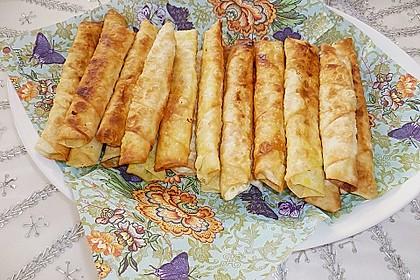 Zigarren - Käse - Börek 24