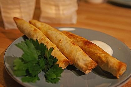Zigarren - Käse - Börek 1