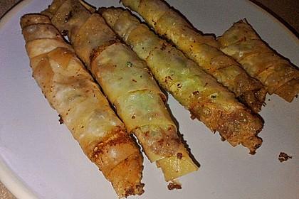Zigarren - Käse - Börek 58