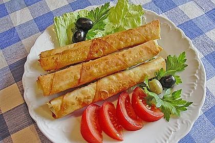Zigarren - Käse - Börek 2