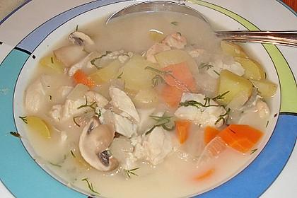Büsumer Fischsuppe 13