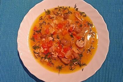 Büsumer Fischsuppe 5