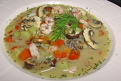 Büsumer Fischsuppe 2