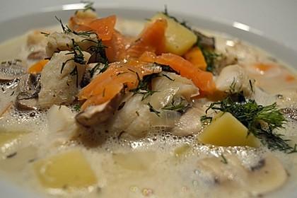 Büsumer Fischsuppe 7