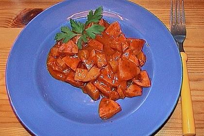 Kartoffel - Wurst - Gulasch 16