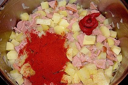 Kartoffel - Wurst - Gulasch 18