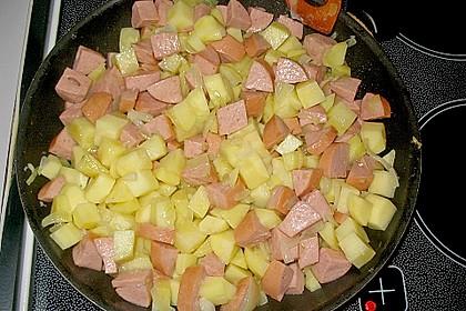Kartoffel - Wurst - Gulasch 21
