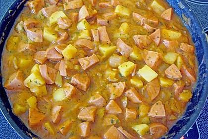 Kartoffel - Wurst - Gulasch 15
