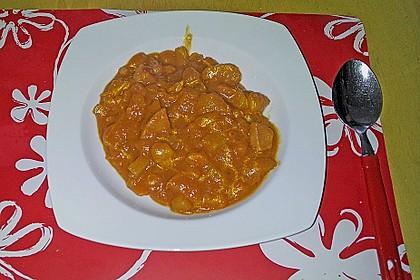 Kartoffel - Wurst - Gulasch 11