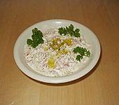 Schafskäse - Tomatencreme (Bild)